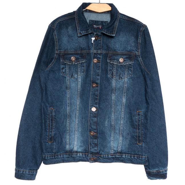 0479 синяя Redmoon куртка джинсовая мужская осенняя коттоновая (S-XL, 4 ед.) REDMOON: артикул 1111727