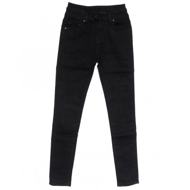 0511 New jeans джинсы женские черные осенние стрейчевые (25-30, 6 ед.) New Jeans: артикул 1111690