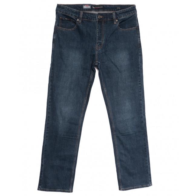 3007-74 А Star racing джинсы мужские полубатальные синие осенние стрейчевые (32-42, 8 ед.) Star racing: артикул 1111833
