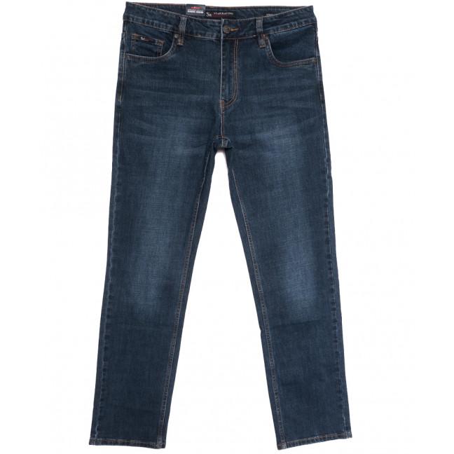 3006-74 В Star racing джинсы мужские полубатальные синие осенние стрейчевые (32-38, 8 ед.) Star racing: артикул 1111832