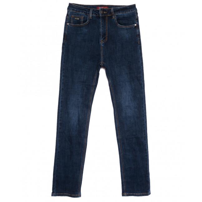 8515 Vanver джинсы женские батальные синие осенние стрейчевые (32-42, 6 ед.) Vanver: артикул 1111815