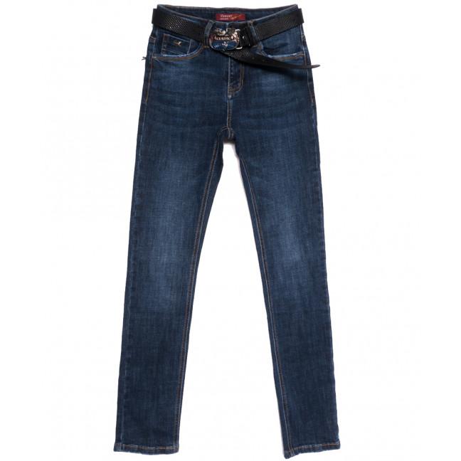 8508 Vanver джинсы женские полубатальные синие осенние стрейчевые (28-33, 6 ед.) Vanver: артикул 1111810