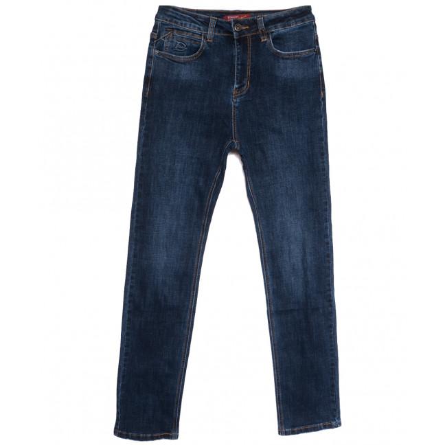 8510 Vanver джинсы женские батальные синие осенние стрейчевые (31-38, 6 ед.) Vanver: артикул 1111814