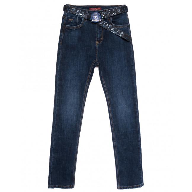 8516 Vanver джинсы женские батальные синие осенние стрейчевые (30-36, 6 ед.) Vanver: артикул 1111811