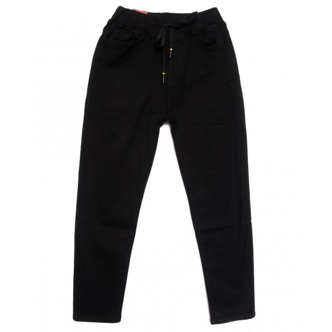 81381 Vanver джинсы женские батальные черные осенние стрейчевые (30-36, 6 ед.) Vanver: артикул 1111820