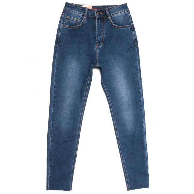 8329 Vanver джинсы женские синие осенние стрейчевые (25-30, 6 ед.) Vanver: артикул 1111824