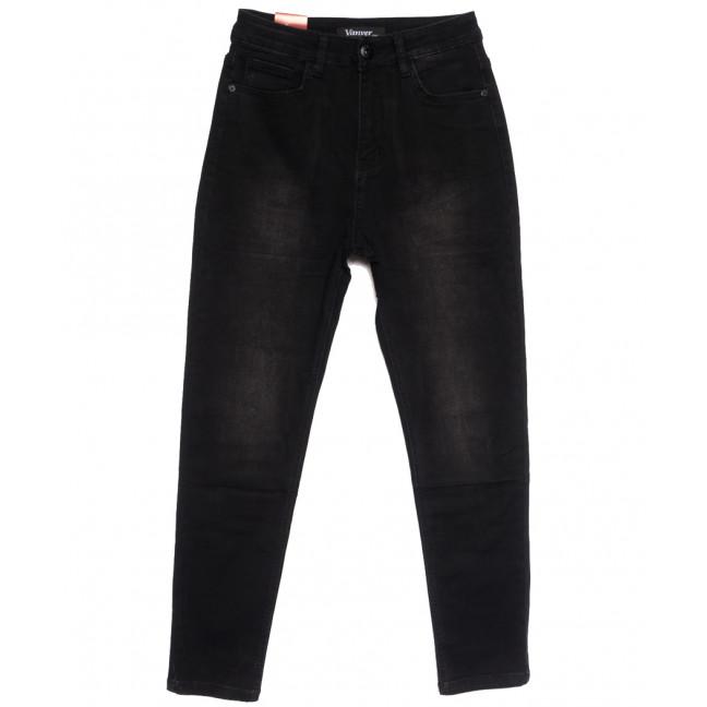 81503 Vanver джинсы женские полубатальные темно-серые осенние стрейчевые (28-33, 6 ед.) Vanver: артикул 1111828