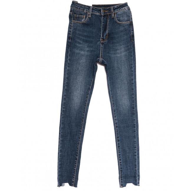 7725 Saint Wish джинсы женские синие осенние стрейчевые (25-30, 6 ед.) Saint Wish: артикул 1112025