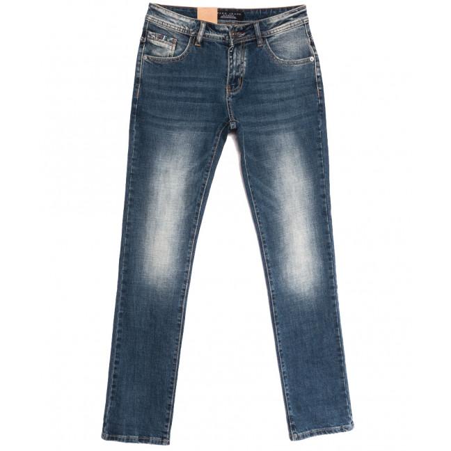 2280 Fang джинсы мужские синие осенние стрейчевые (29-36, 8 ед.) Fang: артикул 1112088