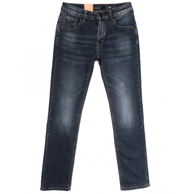 2289 Fang джинсы мужские синие осенние стрейчевые (29-36, 8 ед.) Fang: артикул 1112093