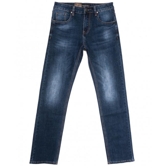9026 Dimarkis Day джинсы мужские синие осенние стрейчевые (29-38, 8 ед.) Dimarkis Day: артикул 1112164
