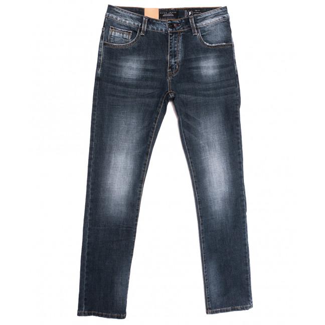 2295 Fang джинсы мужские синие осенние стрейчевые (29-36, 8 ед.) Fang: артикул 1112096