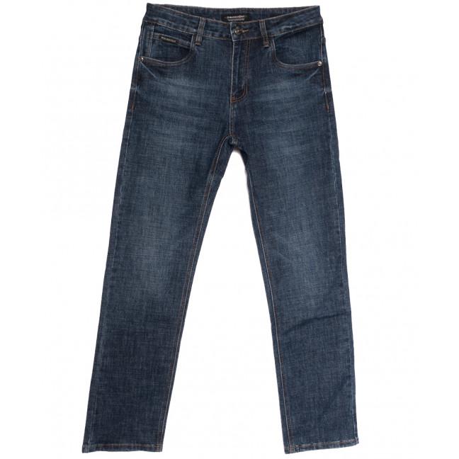 9081 Dimarkis Day джинсы мужские полубатальные синие осенние стрейчевые (32-42, 8 ед.) Dimarkis Day: артикул 1112166