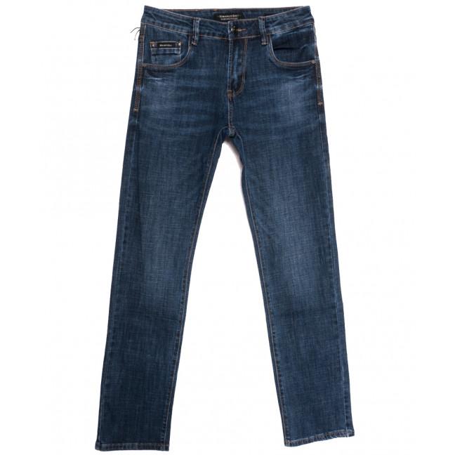 9069 Dimarkis Day джинсы мужские синие осенние стрейчевые (29-38, 8 ед.) Dimarkis Day: артикул 1112165
