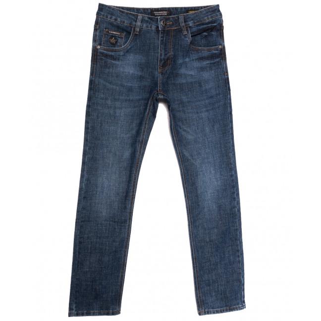 9086 Dimarkis Day джинсы мужские синие осенние стрейчевые (29-38, 8 ед.) Dimarkis Day: артикул 1112168