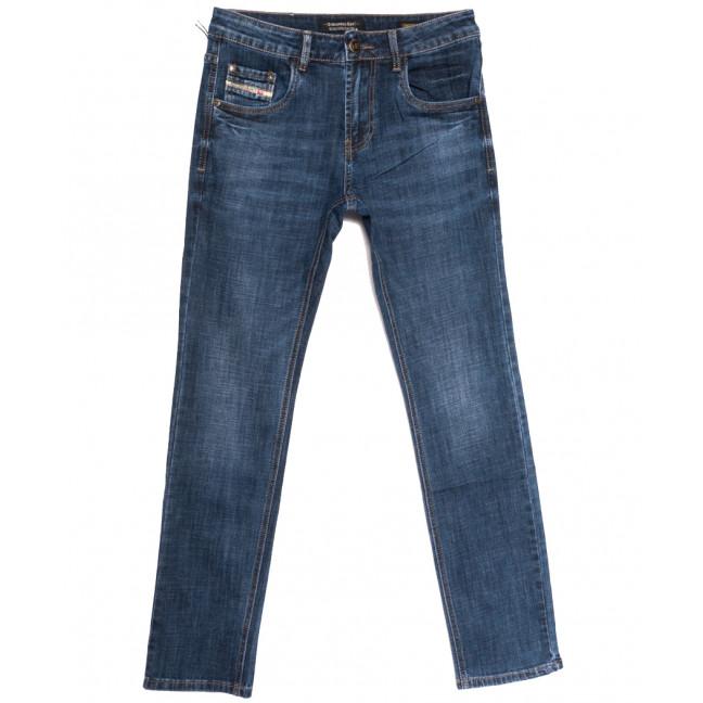 9068 Dimarkis Day джинсы мужские синие осенние стрейчевые (29-38, 8 ед.) Dimarkis Day: артикул 1112170