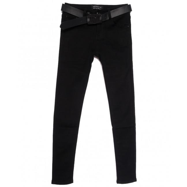 6052 Dimarkis Day джинсы женские черные осенние стрейчевые (25-30, 6 ед.) Dimarkis Day: артикул 1112184