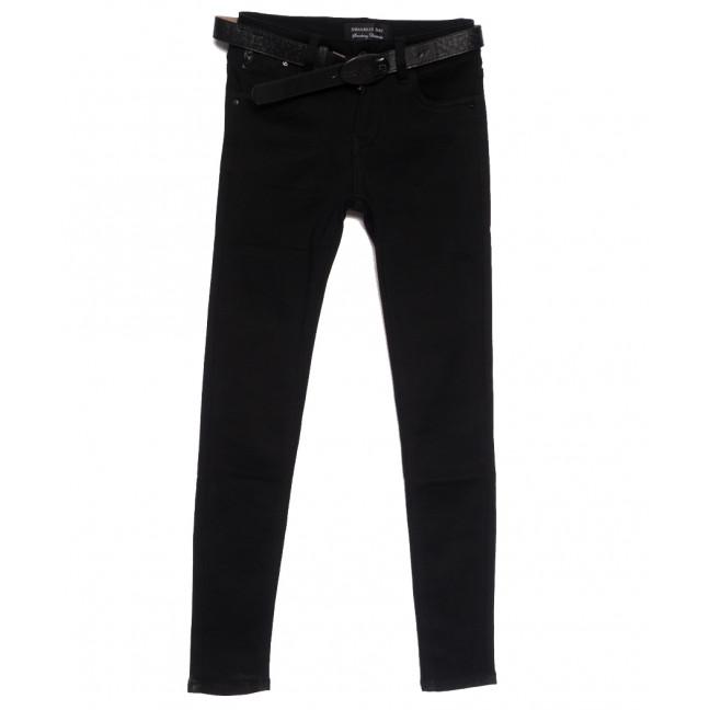 6050 Dimarkis Day джинсы женские черные осенние стрейчевые (25-30, 6 ед.) Dimarkis Day: артикул 1112183