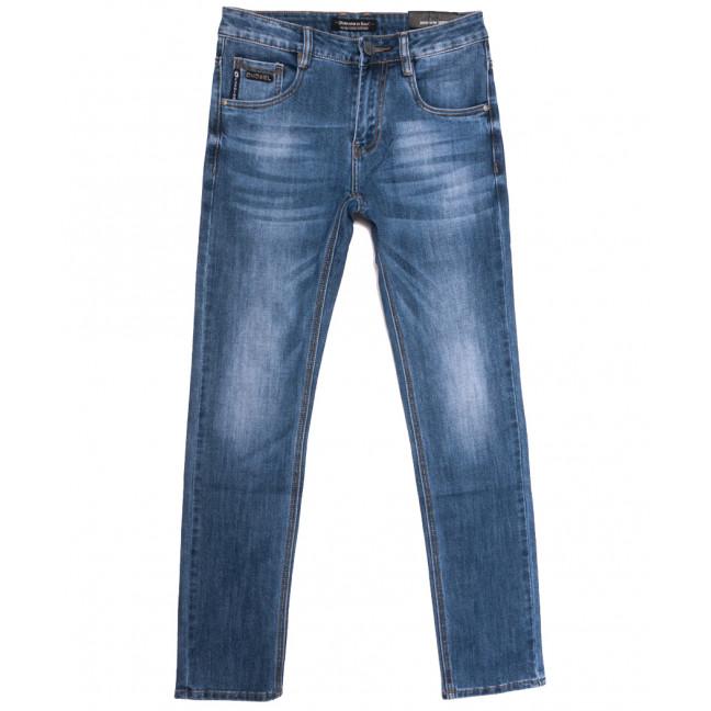 9063 Dimarkis Day джинсы мужские синие осенние стрейчевые (29-38, 8 ед.) Dimarkis Day: артикул 1112172