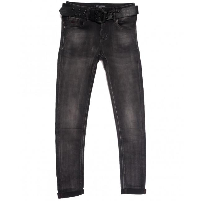 6114 Dimarkis Day джинсы женские серые осенние стрейчевые (25-30, 6 ед.) Dimarkis Day: артикул 1112191