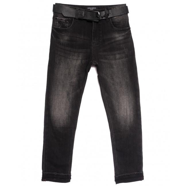 6116 Dimarkis Day джинсы женские темно-серые осенние стрейчевые (25-30, 6 ед.) Dimarkis Day: артикул 1112192