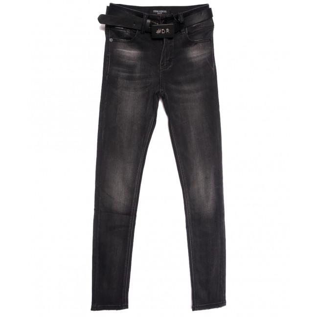 6113 Dimarkis Day джинсы женские серые осенние стрейчевые (25-30, 6 ед.) Dimarkis Day: артикул 1112193