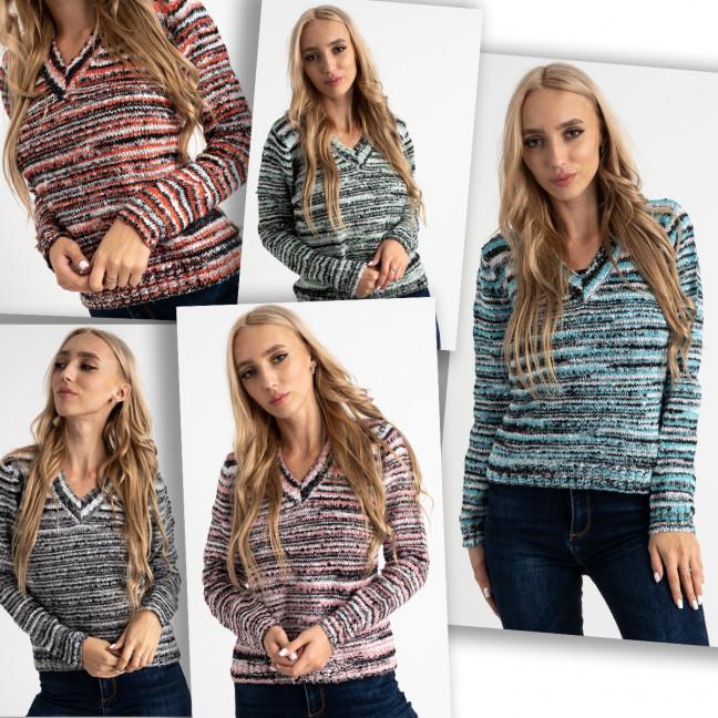 3268 свитер женский микс цветов (5 ед. размеры: универсал 44-48) A.R.S: артикул 1125198