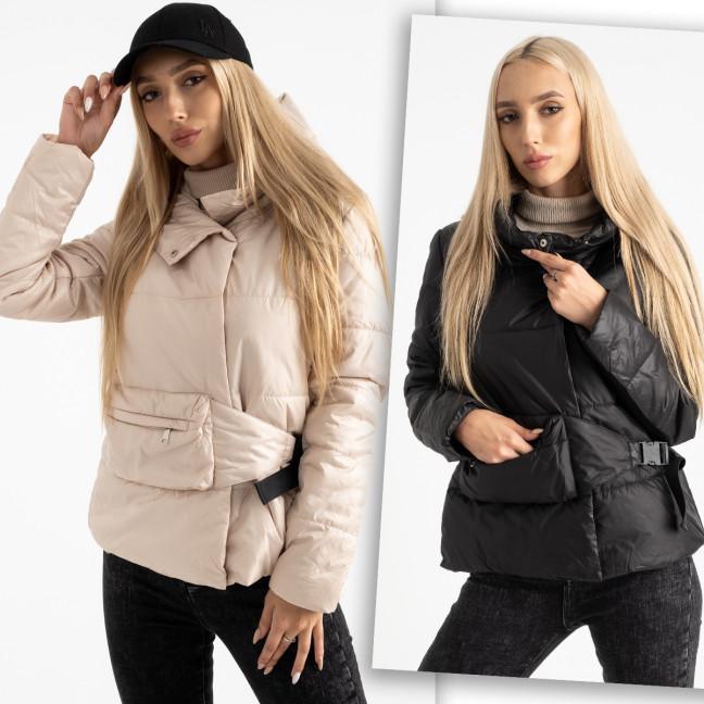 0887-44  куртка женская на синтепоне микс цветов (4 ед. размеры: M.L.XL.XXL) Куртка: артикул 1124736