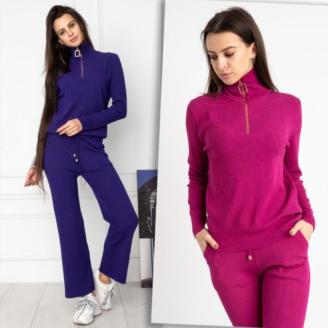 2107-66 M.K Store спортивный костюм женский микс цветов (3 ед.размеры: универсал 44-48) M.K.Store: артикул 1125449