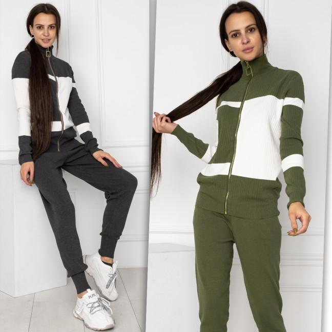 1601-99 M.K.Store спортивный костюм женский микс цвветов (2 ед.размеры: универсал 44-48) M.K.Store: артикул 1125252
